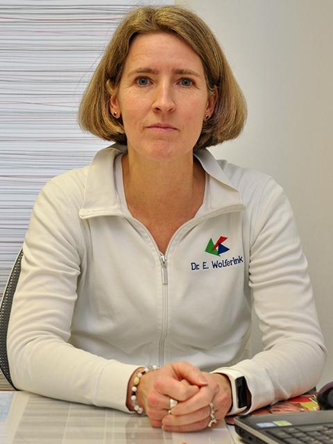 Dr. med. Elke Wolferink